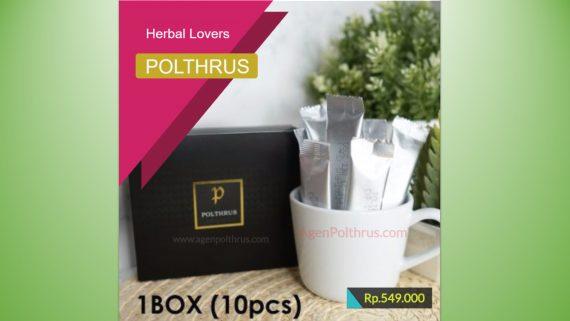 Harga POLTHRUS Murah | Racikan Super Natural Untuk Pria Dewasa di Petojo Utara, Kec. Gambir - Jakarta Pusat